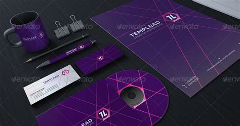 outstanding corporate identity print  web templates
