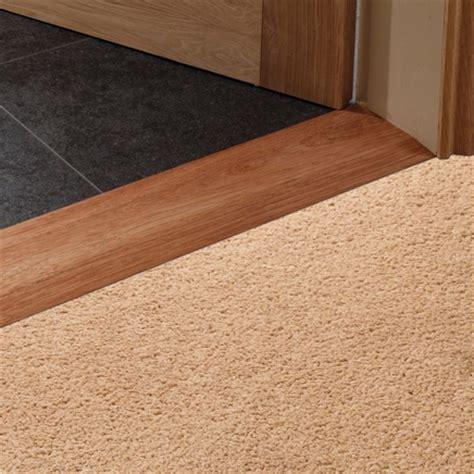 hardwood threshold strips chamfered internal hardwood threshold strip flooring profiles flooring accessories howdens