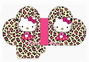 Cajitas para armar de Hello Kitty Todo Hello Kitty