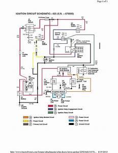 John Deere 318 Wiring Diagram