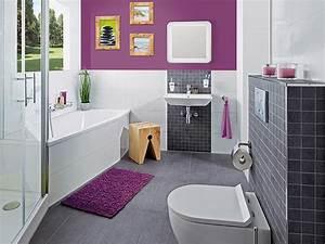 Badideen Für Kleine Bäder : badideen f r kleine b der bauhaus ~ Michelbontemps.com Haus und Dekorationen