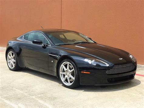 aston martin  vantage dr coupe  houston tx tx