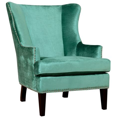 Wing Chair by Tov Soho Wing Chair Reviews Wayfair