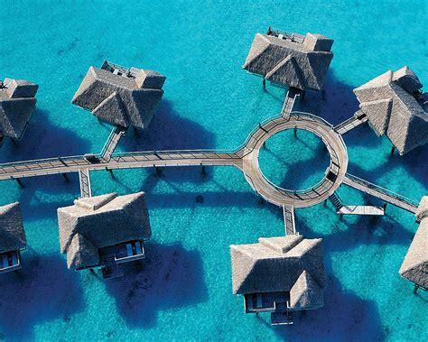 Honeymoon Spotlight Four Seasons Bora Bora A Realistic