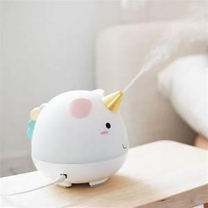 Elodie the Unicorn Humidifier FIREBOX®