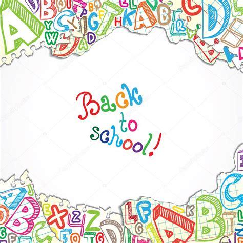 Abstract Wallpaper Design For School by School Background Stock Vector 169 Etiamos 11469968