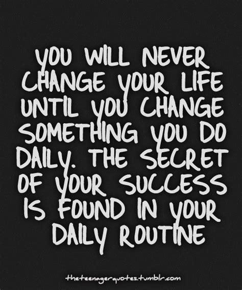 Change And Success Quotes Quotesgram