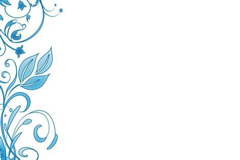 Free Blue Floral Design 1 Stock Photo - FreeImages.com