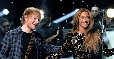 Beyonce & Ed Sheeran Set For #1 On Hot 100 With 'perfect