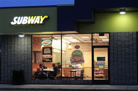 Subway (restaurant)  Wiki Everipedia