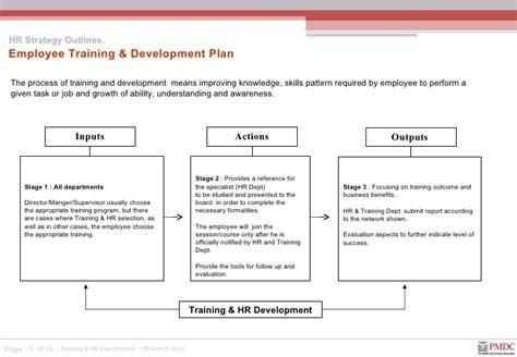 employee development plan template employee development plan template shatterlion info