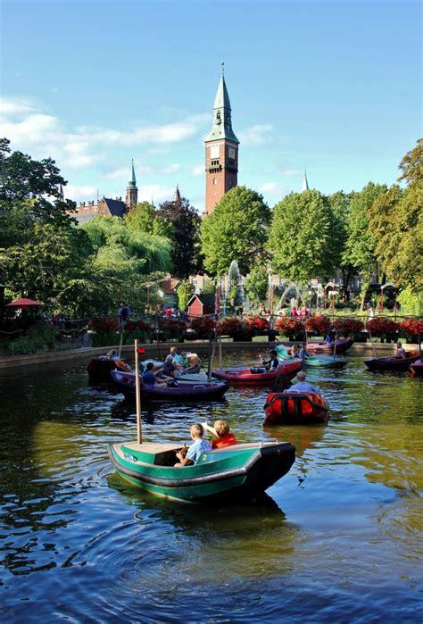 Inside the wonderful world of Copenhagen's Tivoli Gardens ...