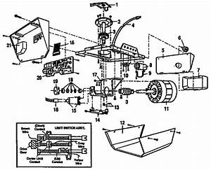 Sears Canada Garage Door Opener Parts