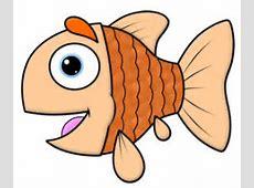 Jak narysować rybkę krok po kroku Rysowanie rybki