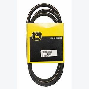 John Deere Secondary Deck Drive Belt For Front