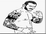 Wwe Coloring Pages Wrestling Orton Randy Drawing Belt Belts Printable Getdrawings Clipart Drawings Kofi Kingston Getcolorings Ryand Designlooter Colori 3kb sketch template
