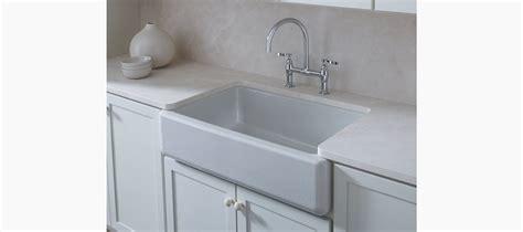 Kohler Whitehaven Apron Sink K 6489 by Standard Plumbing Supply Product Kohler K 6489 0