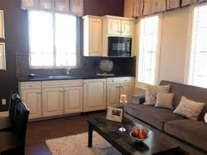 inlaw suite in suite with kitchenette small home big