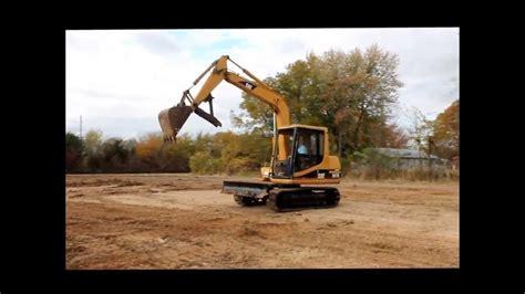 caterpillar  mini excavator  sale sold  auction december   youtube