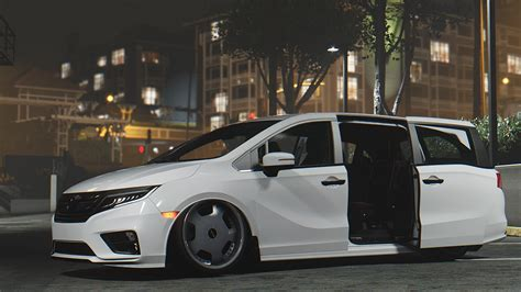 Honda Odyssey 2018 [add-on]