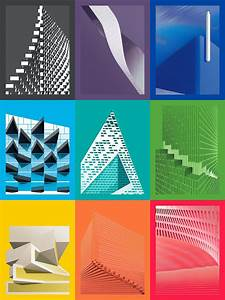 9 Graphic Posters Inspired By Bjarke Ingels Group Projects