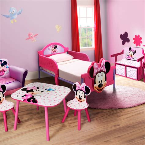 chambre fille disney decoration chambre fille minnie raliss com