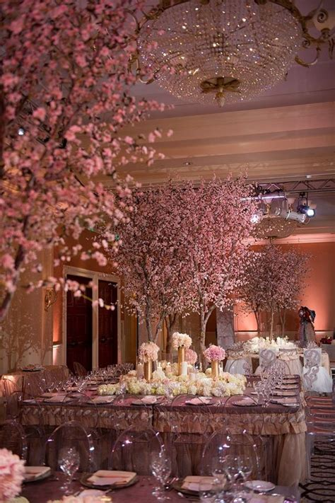 Blossoming Trees {For Weddings } B Lovely Events