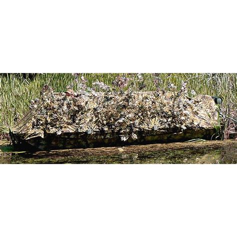 Beavertail Boat Blind Top by Beavertail 2200 Boat Blind 191451 Waterfowl Blinds At