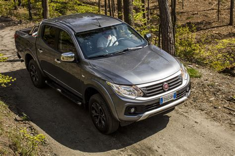 Fiat Trucks by Fiat Fullback On Sale In The Uk From 163 20 995