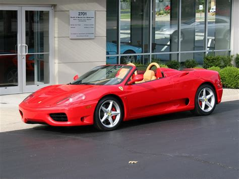 Buy ferrari 360 model cars and get the best deals at the lowest prices on ebay! 2002 Ferrari 360 Spider. The official car of? : regularcarreviews