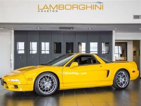 2001 Acura Nsx For Sale by Sell Used 2001 Acura Nsx T Bose Cd Changer 19 Wheels Spa