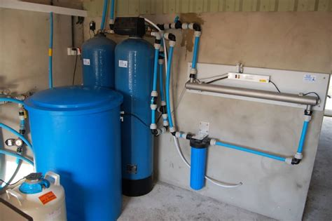 Domestic and Commercial Water Softeners from On-Tap Water
