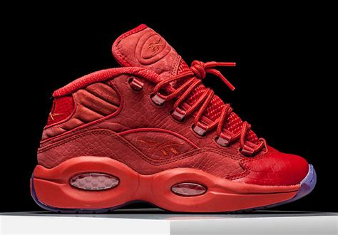 teyana taylor question shoes teyana taylor reebok question mid release date sneaker