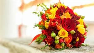 Beautiful Rose Flowers Bouquet HD Wallpaper – Flowers | HD ...