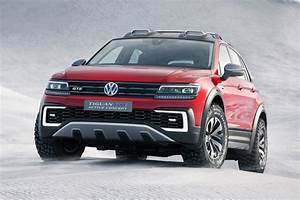 Volkswagen Tiguan Carat : volkswagen will build a tiguan sub brand of crossovers including a coupe and seven seater ~ Gottalentnigeria.com Avis de Voitures