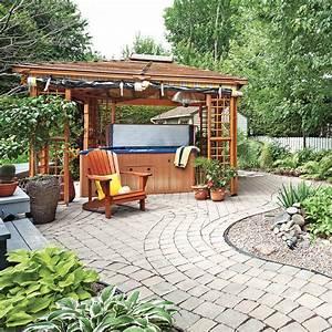 carre potager beton awesome carr potager en bois With amazing chemin de jardin en pierre 1 queguiner materiaux