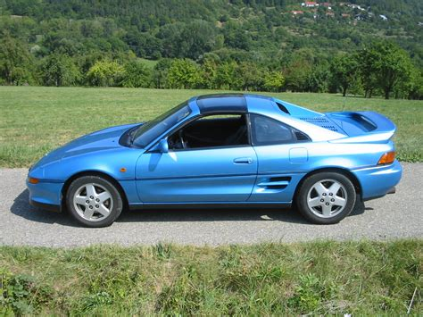 1992 Toyota Mr2 by 1992 Toyota Mr2 Information And Photos Zomb Drive