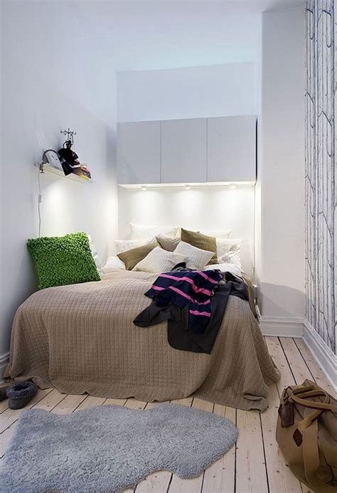 design ideas    small bedroom  bigger