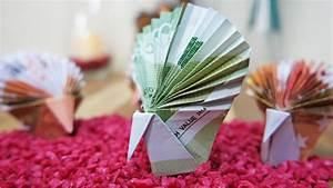 Blumen Aus Geld Basteln : geld falten herz anleitung ideen greenvirals style ~ Bigdaddyawards.com Haus und Dekorationen