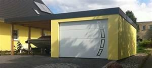 Garage Mit Carport : angebot anfordern fertiggaragen und carports ~ Orissabook.com Haus und Dekorationen