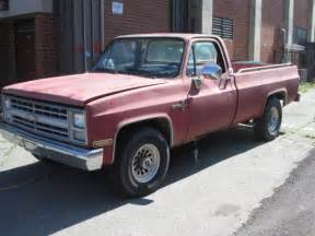1982 Chevy C10 Pick Up for Sale
