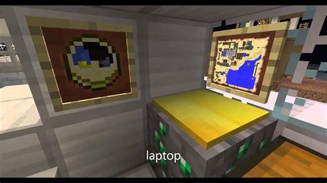 minecraft small bedroom design  ideas youtube