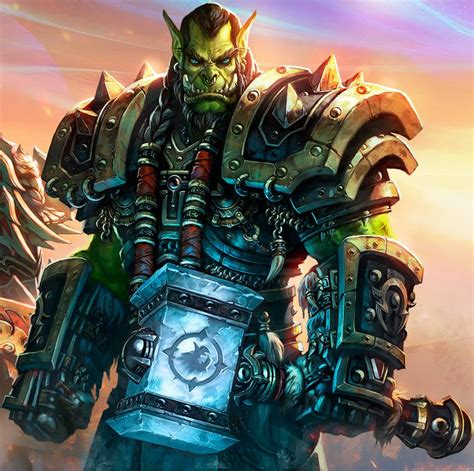 thrall character giant bomb