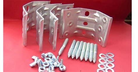 table leg brackets connectors bolts  screws