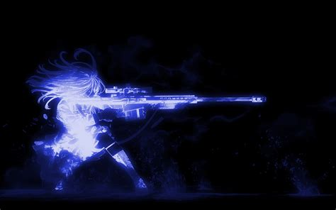 1680x1050 Wallpaper Anime - snipers sniper rifles anime 1680x1050 wallpaper high