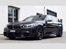 Gangsta Wagon Cartech BMW M550d