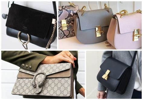 5 Great Designer Crossbody Bags