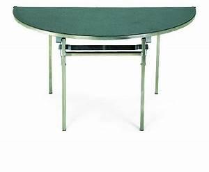 Table Demi Lune Pliante : tables pliantes tous les fournisseurs table abattable table planche abattable table ~ Dode.kayakingforconservation.com Idées de Décoration