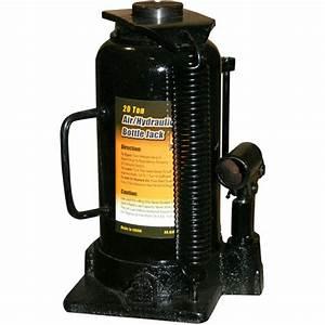 Black Bull 20 Hydraulic Bottle Jack