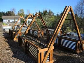 Wood Used For Raised Garden Beds by How To Galvanized Garden Beds Blueberry Hill Crafting